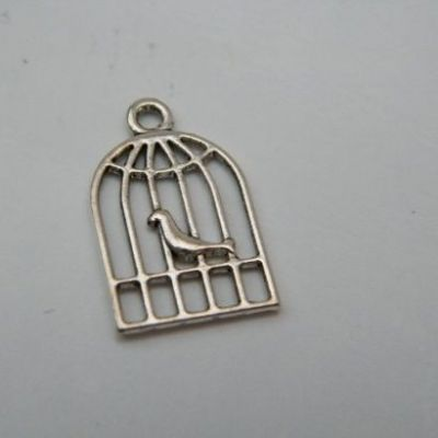 Bird Cage Keyring - Sparkle & Bling Style